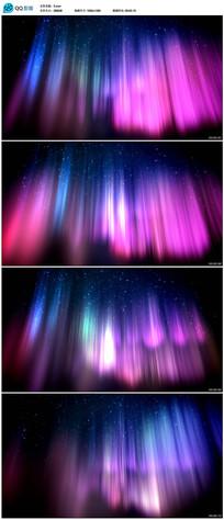 绚丽光线循环背景视频