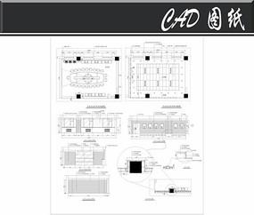 70平米会议室装修详图