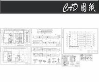 东风本田展厅施工图