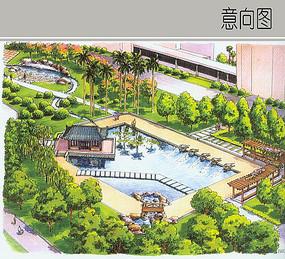 古典园林景观 JPG