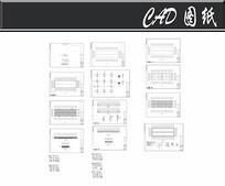 威龙汽车仓库工程施工图