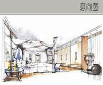 欧式卧室设计