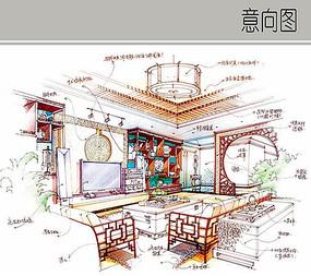 中式古典家居设计