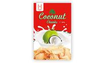 椰子片包装袋设计