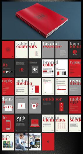 高端画册设计
