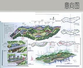 滨水公园方案