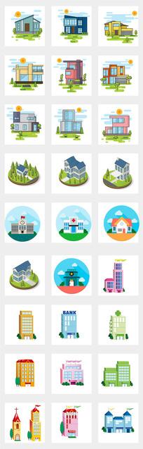 房子家园建筑模型