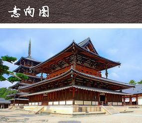 日式建筑景观