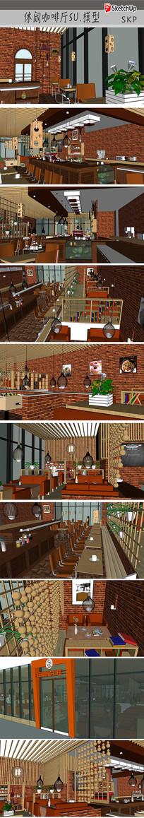 休闲餐厅装饰设计