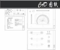许昌桁架结构详图 dwg