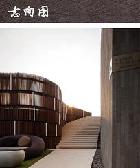 艺术展馆建筑