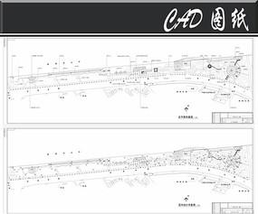 运河河滨公园平面图