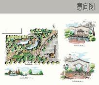 古典园林景观设计 JPG