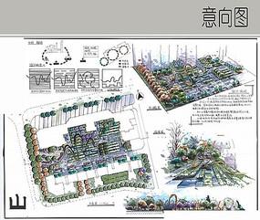 住宅区景观设计