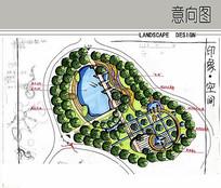 小型园林景观设计 JPG