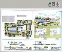 展览馆环境设计