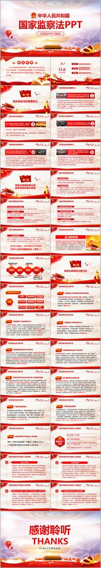 中华人民共和国监察法学习PPT