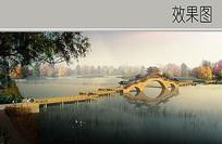 古典风雨桥效果图 JPG