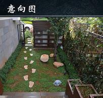 花园庭院景观小品