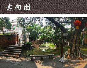 江南古镇乡村景观