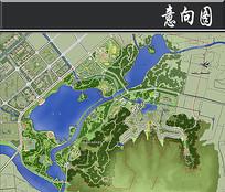 南湖风景区规划总平面图 JPG