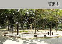 树池广场景观设计 JPG