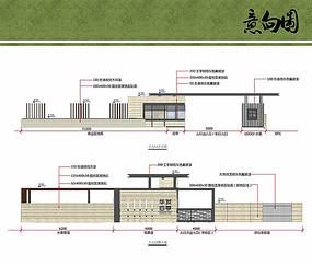 主入口设计方案