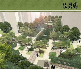 迷宫花园效果图 JPG