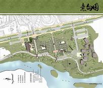 武夷茶博园景观总平面 JPG