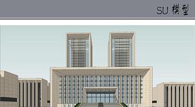 政府办公现代办公楼