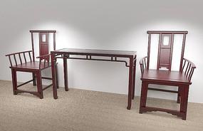 中式家具SU模型