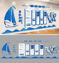 大型企业文化墙公司形象墙