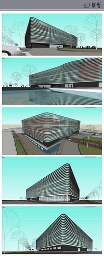 哈尔滨群力创业大厦