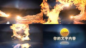 火焰LOGO演绎