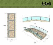景观桥设计方案