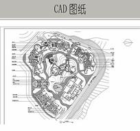某花园环境图 CAD
