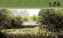 湿地公园景观 JPG