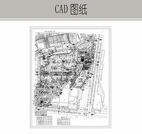 小区规划平面图 CAD