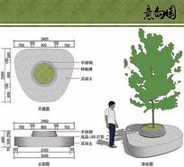 景观树池设计 JPG