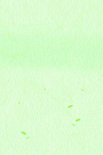 清爽唯美绿色纸纹背景