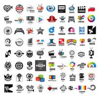 影视公司商标设计