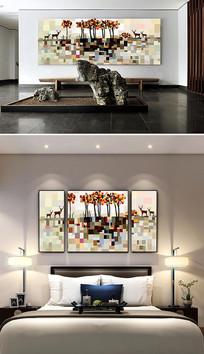 室内抽象画