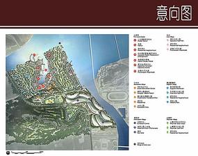 国际会展中心规划彩平图