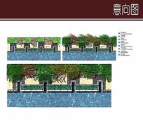 特色河岸步道彩平图 JPG