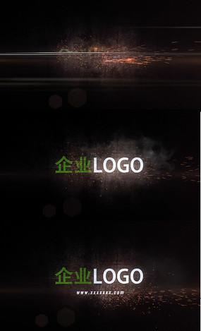 震撼开场logo片头AE模版