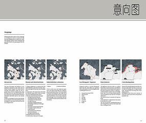 地理区位分析排版