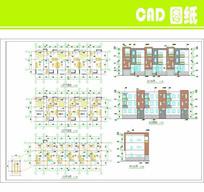联排别墅方案设计