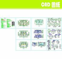 联排别墅建筑施工图