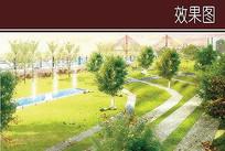 绿地景观效果图 JPG