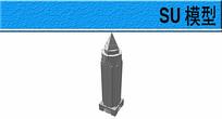 圆形高层建筑